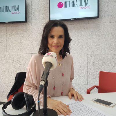 Mónica Fraile y César Sinde