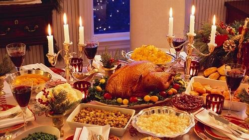 Cómo compensar los excesos estas Fiestas Navideñas