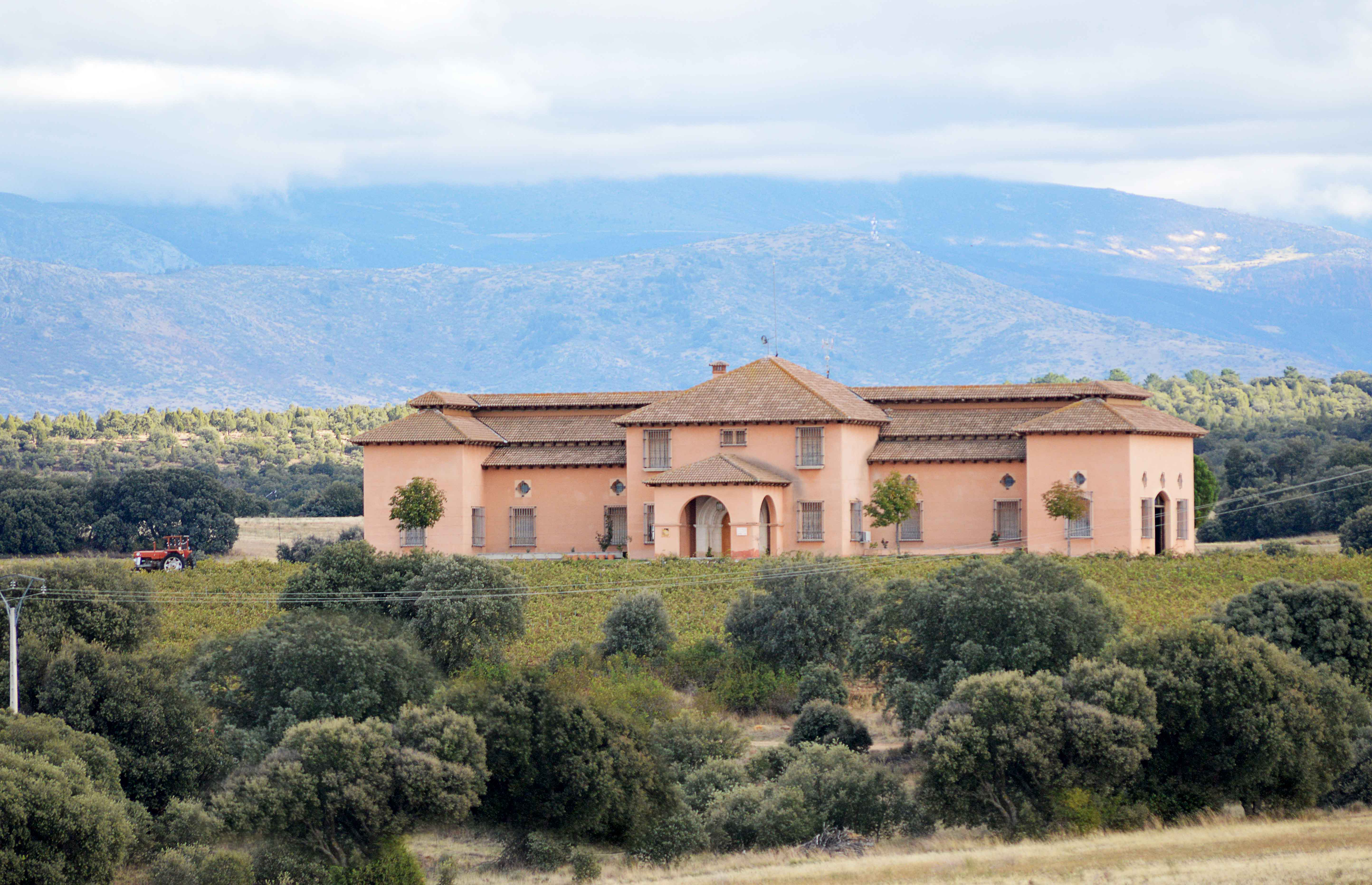 Bodegas Ageja un rincón idílico al lado de Segovia