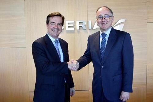IFEMA e Iberia sellan una alianza estratégica para promover Madrid como una de las grandes ciudades de ferias y congresos del mundo