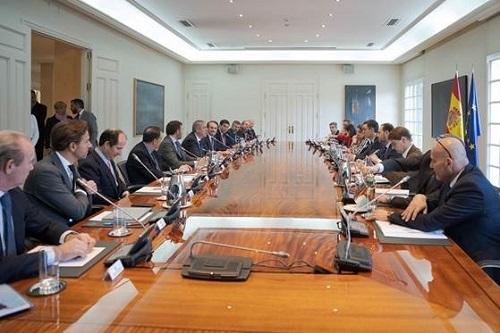 ANFAC presenta al presidente del Gobierno su plan AUTOMOCIÓN 2020-40