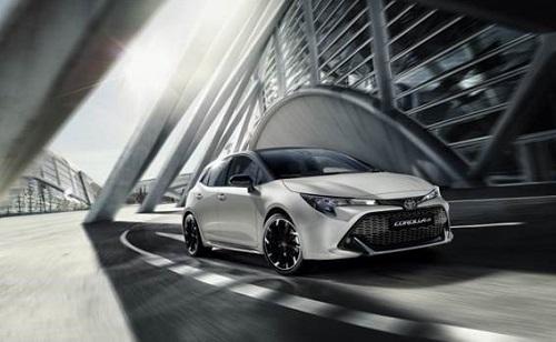 Toyota Corolla GR-SPORT: ya en España